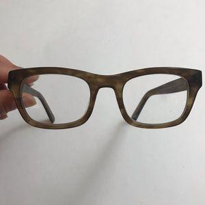 Warby Parker Huxley Tortoise Shell Frames 👓
